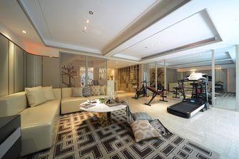 中式风格健身室图