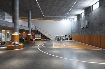 140平米别墅中式风格健身室装修图片大全