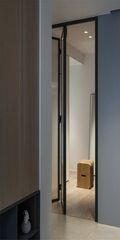 100平米三室一厅欧式风格衣帽间装修效果图