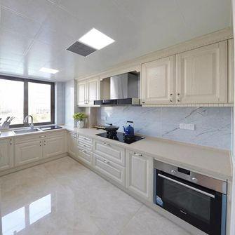 140平米复式法式风格厨房装修效果图