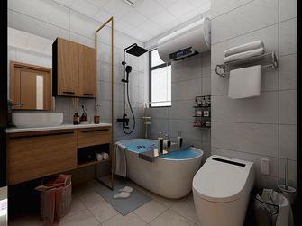 100平米一室两厅日式风格卫生间图片大全