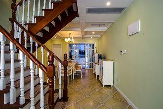 豪华型140平米复式田园风格楼梯图