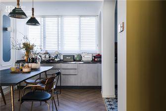 140平米复式法式风格厨房装修图片大全
