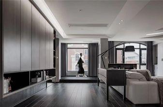 140平米三室两厅现代简约风格阳台装修案例