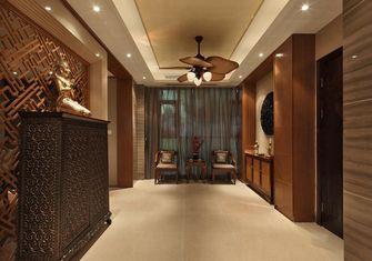120平米三室一厅东南亚风格玄关效果图