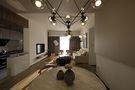 70平米宜家风格餐厅设计图