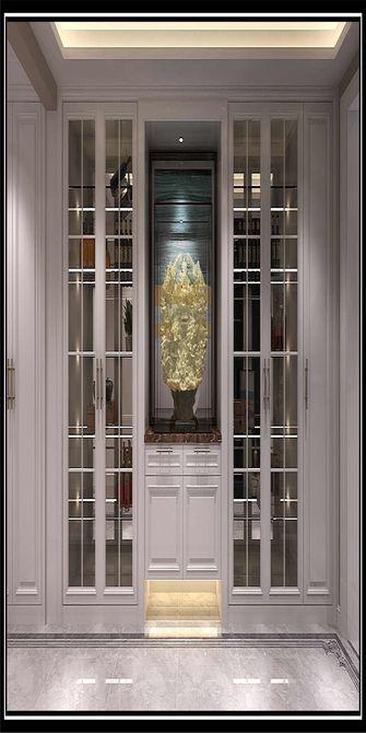 140平米三美式风格衣帽间欣赏图