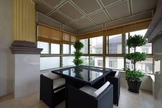 140平米别墅欧式风格阳光房图片