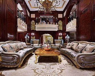 140平米别墅新古典风格其他区域设计图