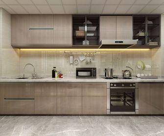 130平米三室两厅欧式风格厨房设计图
