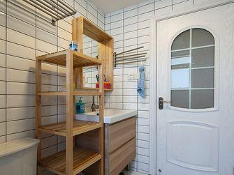 70平米一室两厅地中海风格卫生间设计图