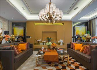 140平米别墅宜家风格客厅装修案例