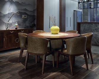140平米中式风格餐厅图