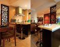 40平米小户型东南亚风格厨房图片