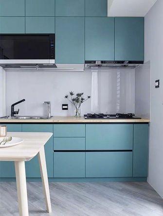 70平米一室两厅欧式风格厨房效果图