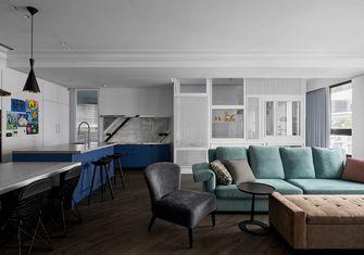 140平米三美式风格客厅欣赏图