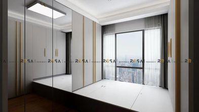 20万以上140平米四室两厅现代简约风格储藏室图