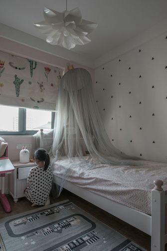 90平米现代简约风格儿童房设计图
