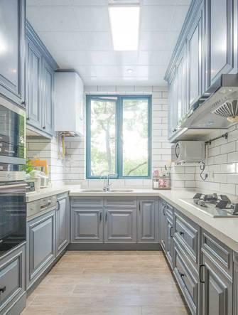 140平米四美式风格厨房装修图片大全