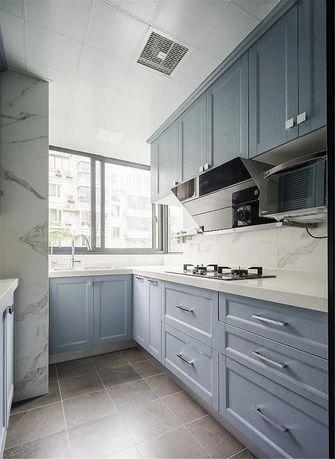 110平米三美式风格厨房图片大全