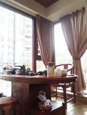 经济型120平米三室两厅欧式风格阳光房装修效果图