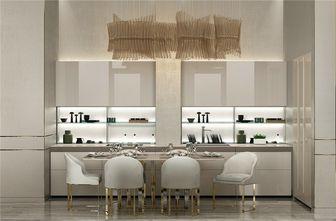 90平米三欧式风格餐厅装修案例