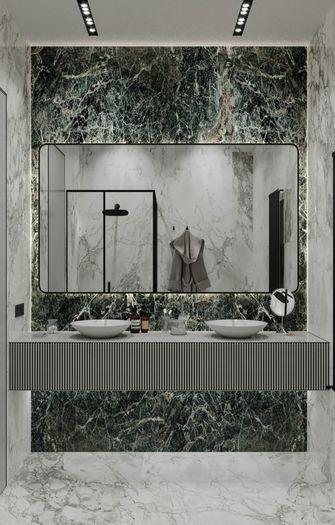 经济型120平米三室两厅美式风格梳妆台图片大全