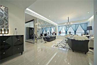 120平米欧式风格客厅设计图