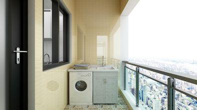 140平米四欧式风格阳台装修效果图