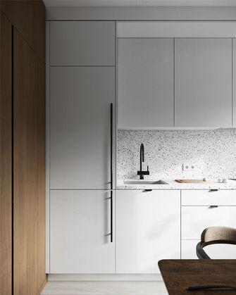 40平米小户型欧式风格厨房设计图