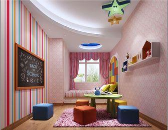 140平米三地中海风格儿童房装修案例