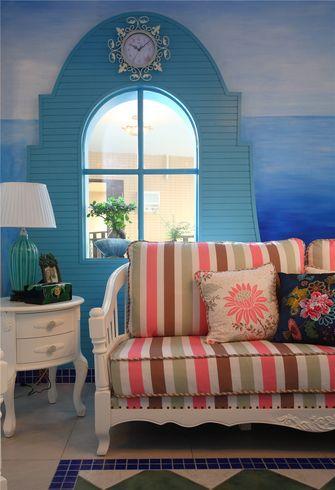 富裕型140平米三室两厅地中海风格阳光房图片