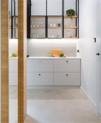 90平米三北欧风格厨房欣赏图