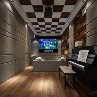 20万以上140平米四室五厅欧式风格影音室效果图