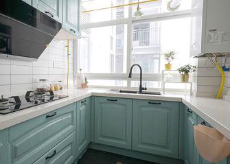 90平米北欧风格厨房欣赏图