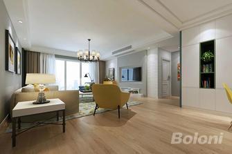 140平米四室两厅欧式风格餐厅图