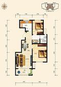 两房地中海风格图片