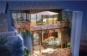 140平米别墅东南亚风格阁楼图片
