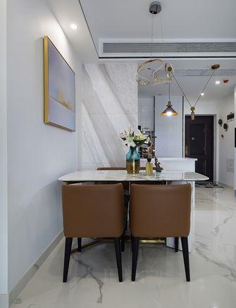 70平米现代简约风格餐厅图片大全