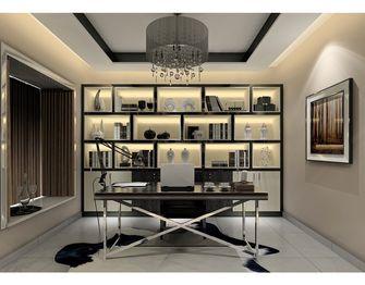 100平米三室一厅现代简约风格书房家具装修图片大全