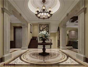 140平米别墅地中海风格楼梯间图片大全