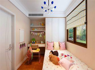 10-15万90平米三室两厅美式风格儿童房图片大全