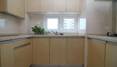 80平米四室两厅北欧风格厨房设计图