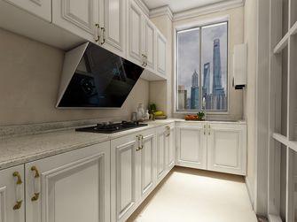 110平米三室两厅美式风格厨房装修图片大全