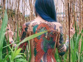 手艺娃刺青纹身纹绣工作室