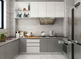 140平米四室两厅北欧风格厨房设计图