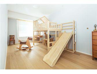 140平米复式日式风格儿童房欣赏图