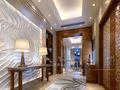 140平米别墅东南亚风格玄关欣赏图