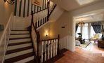 15-20万140平米别墅东南亚风格楼梯图片大全