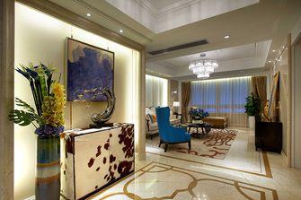 120平米三室两厅欧式风格玄关图